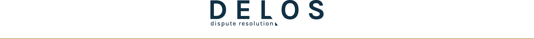 Delos is an international arbitration institution that provides an innovative approach to commercial dispute resolution.